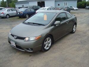 2006 HONDA CIVIC EX 2DR $3500 TAX IN CHANGED INTO UR NAME