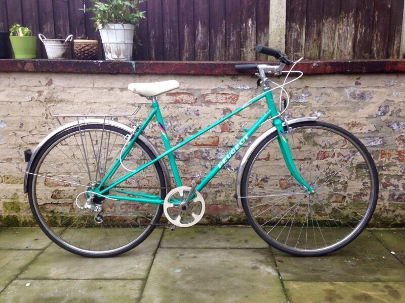 peugeot riviera ladies vintage retro road bike 21 inch frame 5