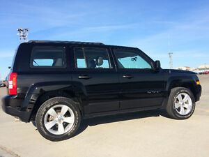 Jeep Patriot 4X4 2015 manuel - ENCORE SOUS GARANTIE