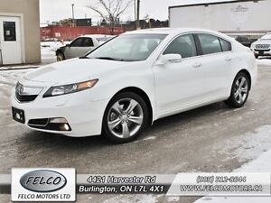 2013 Acura TL 3.7 | SH-AWD | TECH PACKAGE | ONLY 36K