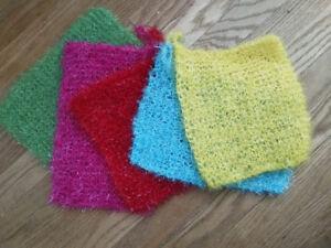 Mama-Blue scrub pads set of 5