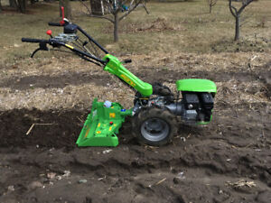 Power Harrow for Two Wheeled Tractor