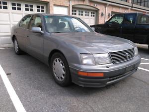 Lexus LS400 1996 OBO