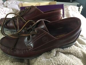 Italian Leather Boat Shoes (womens)  London Ontario image 3