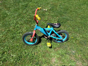Boys Starter Bicycle