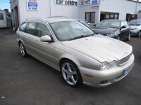 Jaguar X-TYPE 2.0 Diesel SE Estate. 12 Months MOT