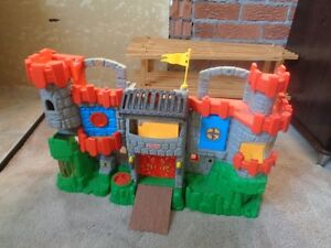 LITTLE TYKES FOLDING CASTLE Peterborough Peterborough Area image 2