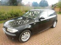 2007 BMW 1 Series 2.0 118i SE 5dr