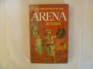 ARENA by Jay Scotland