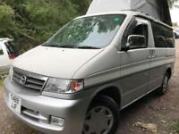 Mazda BONGO AFT 4 BERTH Full SIDE Camper Conversion 2.5 TD 4WD