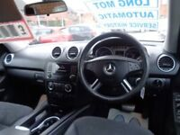 2007 Mercedes M-class Ml 320 Cdi Sport 3
