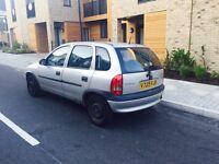 Vauxhall corsa 1.2 **automatic** 5 door v reg