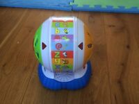 leapfrog alphabet sound toy
