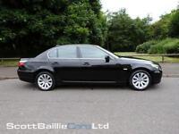 2007 57 BMW 5 SERIES 3.0 530I SE 4D AUTO 269 BHP
