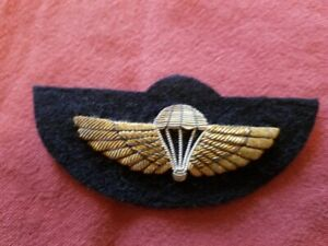 SAS Special Forces Wings/Badges