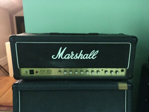 1987 Marshall 2210 Canadian Model