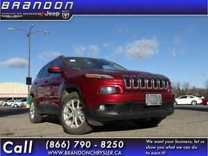 2014 Jeep Cherokee North-Cloth Seats,5.0 Touchscreen,Sirius,GPS,