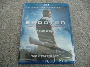 Shooter on Blu-Ray - Still Sealed London Ontario image 1