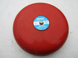 fire alarm bell 10 inch