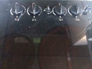 GE Black Cook Top For Sale $295/=...................647 970 1612