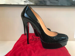 CHRISTIAN LOUBOUTIN BIANCA FITS 8 OR 8/5