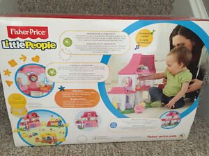 New! Fisher Price little people Happy Sounds House Kitchener / Waterloo Kitchener Area image 3