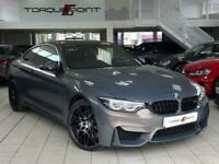 2017 S BMW M4 3.0 M4 COMPETITION PACKAGE 2D 444 BHP