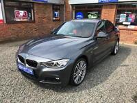 BMW 320 2.0TD ( 184bhp ) 4X4 ( s/s ) Auto d xDrive M Sport 4 Door Saloon