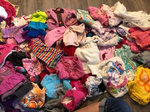 Vêtements pour fille 12 - 18 mois