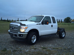 2012 Ford F-350 Cab and Chassis Extra Cab 6.2L $15,800.00
