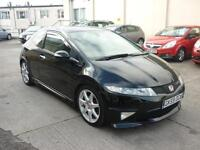 2010 Honda Civic 2.0 i-VTEC Type R GT 197bhp Finance Available