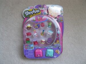 Shopkins Season 5 12 Pack (Brand New In Package)