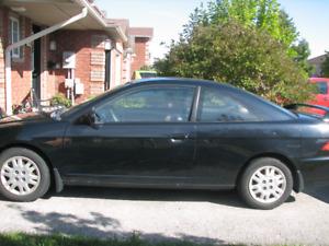 2005 Honda Civic Coupe (2 door)