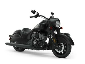 2019 Indian Motorcycle Chief Dark Horse Thunder Black Smoke