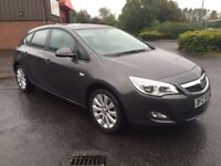 late 2010 astra exclusive 1.6 petrol