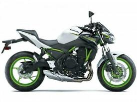 Kawasaki Z650 ER650KMFAN WT1 2021 0% Interest finance available up to 36m