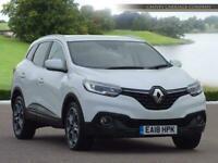 2018 Renault Kadjar 1.2 TCe Dynamique S Nav (s/s) 5dr SUV Petrol Manual