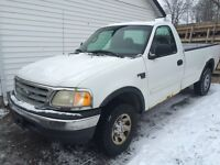 Parting out 2001 f150