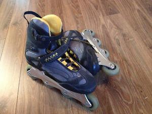 Rollerblade Ultrawheels (patins roues alignées)