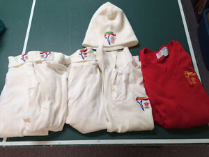 1988 Winter Olympics - Torch Relay Team Clothing - 30 Year Anniv