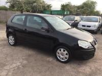 VW POLO 2005 1.2 S PETROL - MANUAL - LOW MILEAGE - 1 OWNER FROM NEW