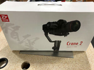 LNIB Zhiyun Crane 2 - 3-Axis Camera Stabilizer