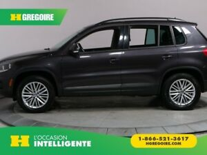 2016 Volkswagen Tiguan Special Edition AWD GR ELECT CAM RECUL MA