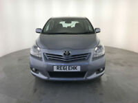 2011 61 TOYOTA VERSO TR D-4D DIESEL MPV SERVICE HISTORY FINANCE PX WELCOME