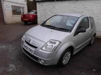 2007Citroen C2 1.4HDi SX 3 DOOR HATCH DIESEL MANUAL