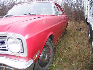 Échange Ford Falon Futura 1968 contre Vus, Pic-up autres... Lac-Saint-Jean Saguenay-Lac-Saint-Jean image 2