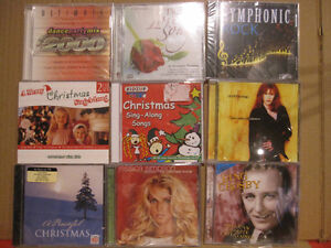 CHRISTMAS CDs many holiday favorite songs for kids.