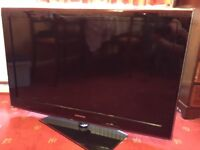 """Samsung 40in 40"""" 40 inch LCD 1080p Freeview"""