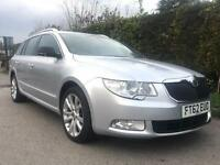 2012 Skoda Superb 1.6 TDI SE CR Estate 5dr Diesel Manual (133 g/km, 104 bhp)