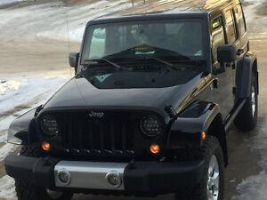 2015 Jeep Wrangler $36,000